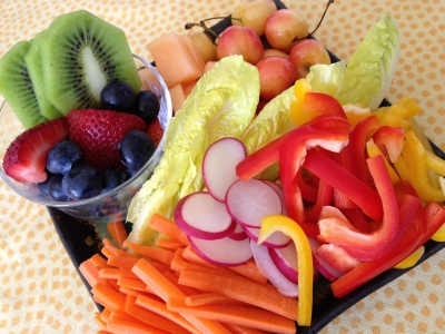 What is healthy eating? Three simple principles